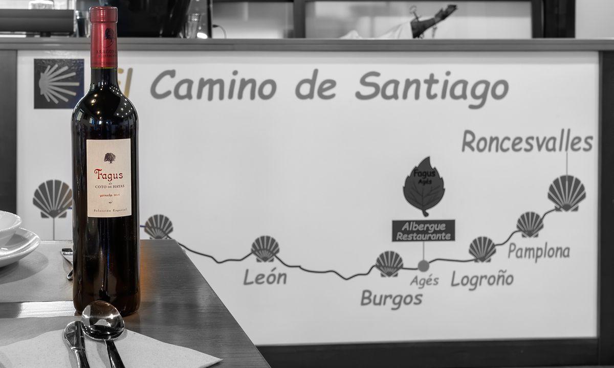 Albergue en Burgos Peregrinos Camino de Santiago