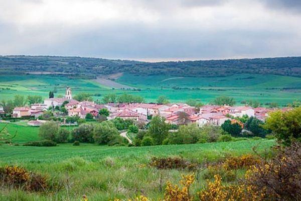 Localidad Agés Burgos