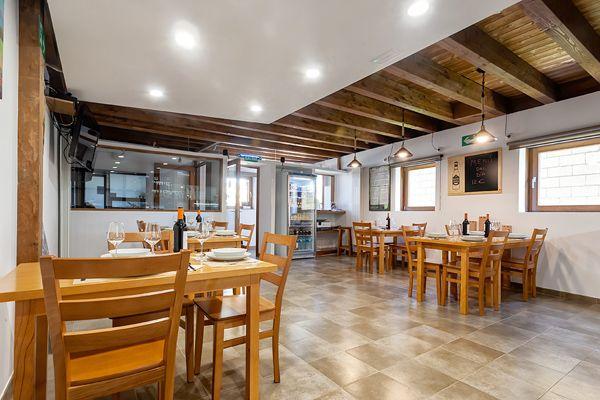 Sala Restaurante Albergue Fagus